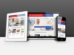 responsive mobiele website