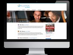 NWEride website