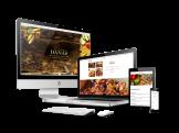 website voor een restaurant danas geleen