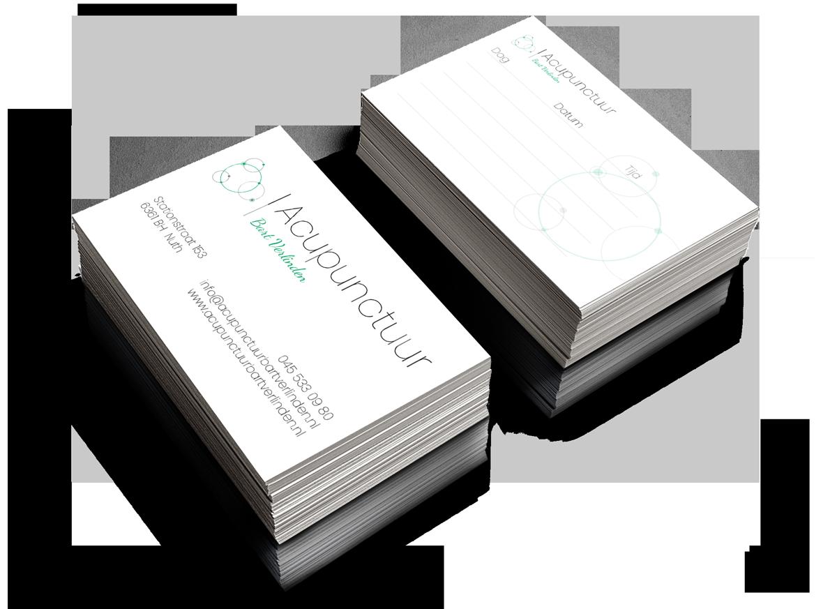 visitekaartjes ontwerp limburg